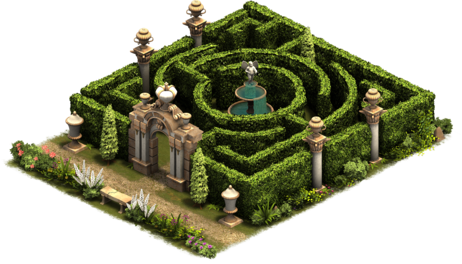 Forge Of Empires Heckenlabyrinth